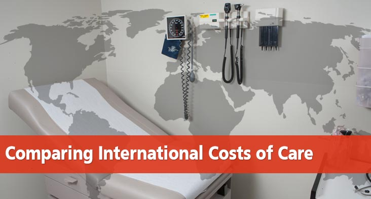 Comparing International Healthcare Costs