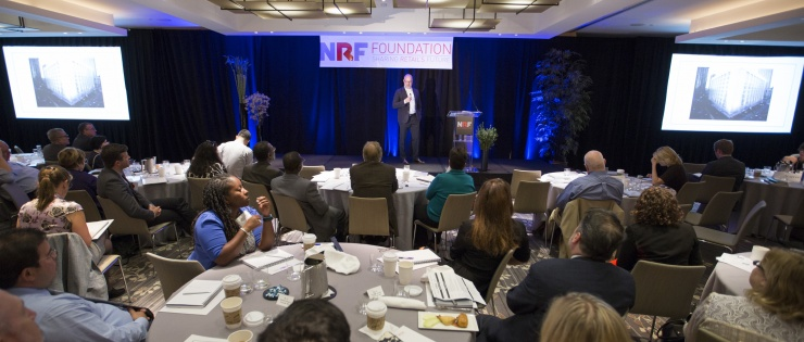 Photo of NRF symposium in NYC