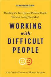 Working With Difficult People book cover