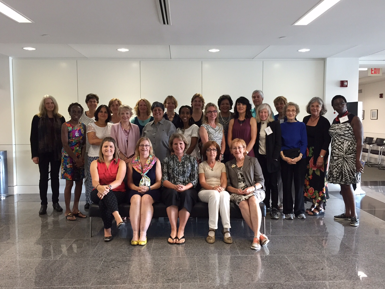 GWU Women and Leadership Theory Think Tank Participants