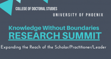 Knowledge without Boundaries - A Virtual Summit