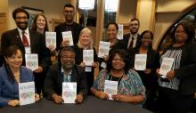 Booksigning Event at the 2017 AECT Conference
