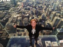 Jennifer Cunningham on Skydeck