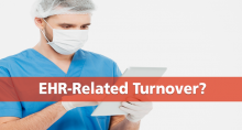 Does EHR Affect Turnover?
