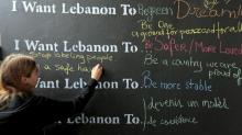 I want Lebanon to be