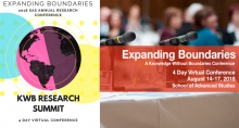 Expanding Boundaries - KWB Virtual Summit