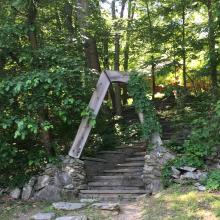 Steps to sanctuary - Omega Institute